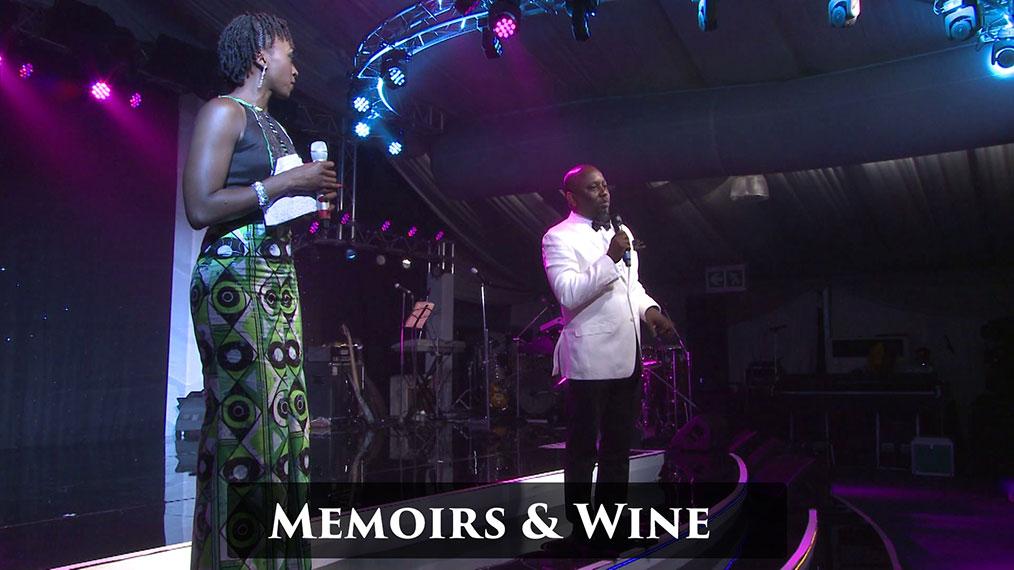Memoirs and Wine