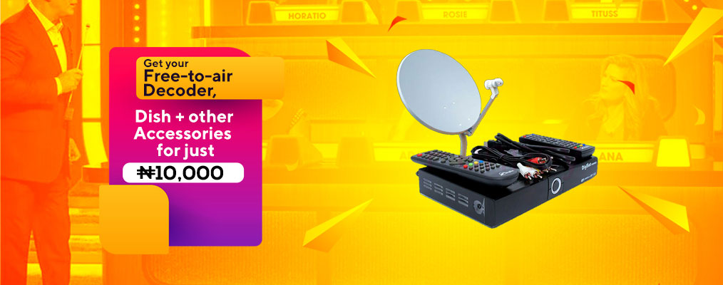 Free-to-air Decoder